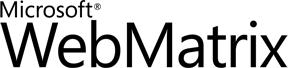 日本マイクロソフト株式会社 WebMatrix